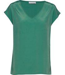 2nd dusk t-shirts & tops short-sleeved groen 2ndday