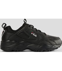 fila klassiska sneakers - black