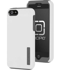 incipio® iphone 5 5s se case dualpro hard hybrid shockproof slim rugged cover