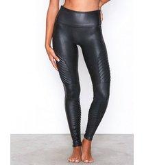 spanx moto leggings shaping & support