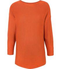 maglione con maniche a pipistrello (arancione) - bodyflirt