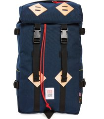 topo designs 'klettersack' backpack - blue