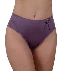 calcinha cintura alta vip lingerie elástico barra 25 nude