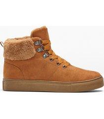 sneaker alte (marrone) - john baner jeanswear