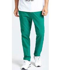 bawełniane spodnie cygaretki