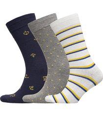 crew socks ankelstrumpor korta strumpor multi/mönstrad gap