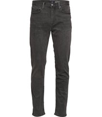 soft wear slim jeans with gapflex slimmade jeans grå gap