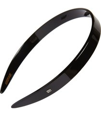 alexandre de paris large headband, size one size - black