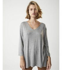 sweater gris system marion