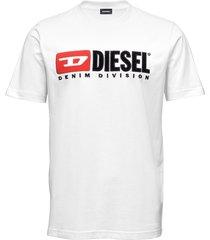 t-just-division t-shirt t-shirts short-sleeved vit diesel men