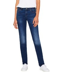 jeans slim fit azul marino esprit