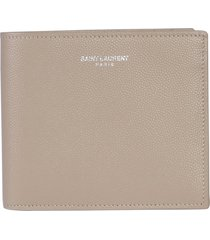 saint laurent bifold wallet