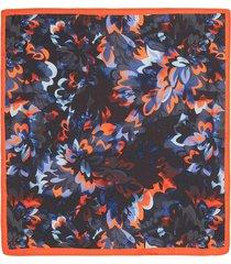 pañuelo de bolsillo con un diseño abstracto para hombre 04144