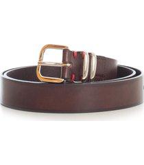 eleventy washed belt 3 cm w/buckle