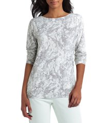 women's crossover back pullover top
