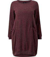 klänning vgiggo ls sweatshirtdress
