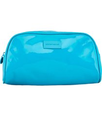 neceser peque?o impermeable azul multicolor women secret 484526926tu