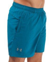 "mens speed stride graphic 7"" shorts"