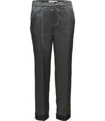 amallia pantalon met rechte pijpen groen custommade
