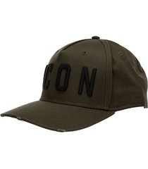 dsquared2 icon baseball cap