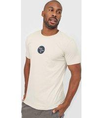 camiseta hang loose loose vinil cinza