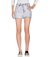 balmain denim shorts