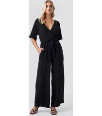rut&circle ofelia jumpsuit - black