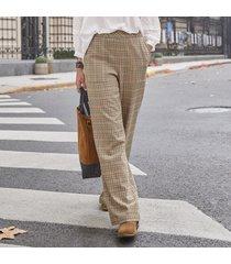 brewster plaid pants