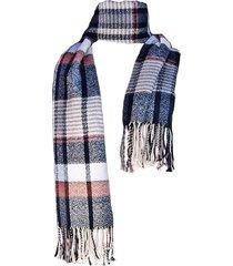 bufanda lana magallanes rojo viva felicia