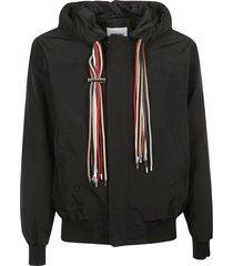 ambush nylon multicord hoodie