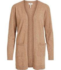 vest camel/bruin