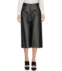 mm6 maison margiela 3/4-length shorts