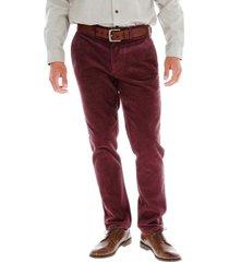 pantalon thikcord morado rockford