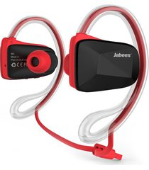 audífonos bluetooth manos libres inalámbricos, bsport audifonos sport marca original inlámbrico impermeable auriculares de natación (rojo)