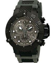 reloj invicta modelo 15144_out gris oscuro hombre