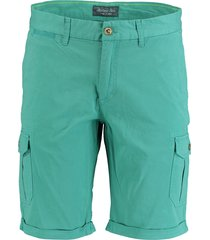 bos bright blue berend worker short 19109be02sb/361 sea green