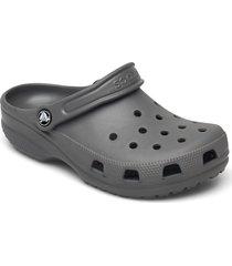 classic shoes summer shoes pool sliders grå crocs