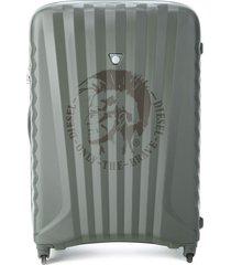 diesel travel bag - grey