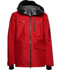 hawk jacket outerwear sport jackets röd wearcolour