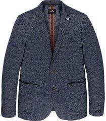 wool knit raceford blazer