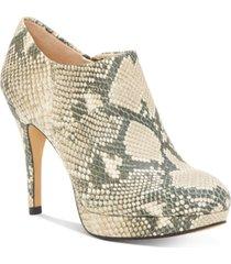 vince camuto elvin platform booties women's shoes