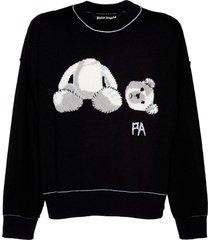 palm ice bear sweater