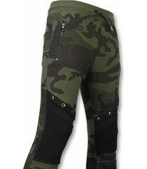 enos camouflage broek