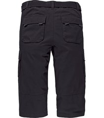 shorts & skärp men plus svart