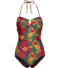 kelly swimsuit badpak badkleding multi/patroon gestuz