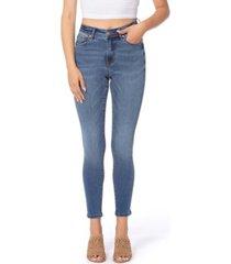 lola jeans high rise skinny ankle denim