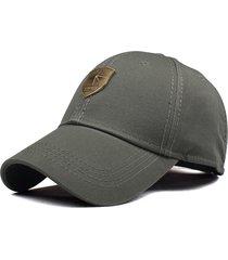 berretto da baseball in cotone traspirante fantasia da uomo, cappello sportivo da sole sportivo da esterno