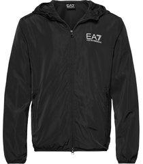 jacket tunn jacka svart ea7