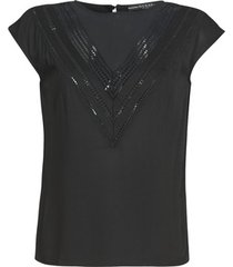 blouse guess ss malika top