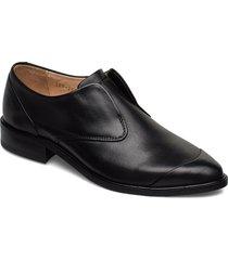 prime derby no lace loafers låga skor svart royal republiq